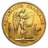 法国 20 法郎幸运天使 AGW.1867 明确例