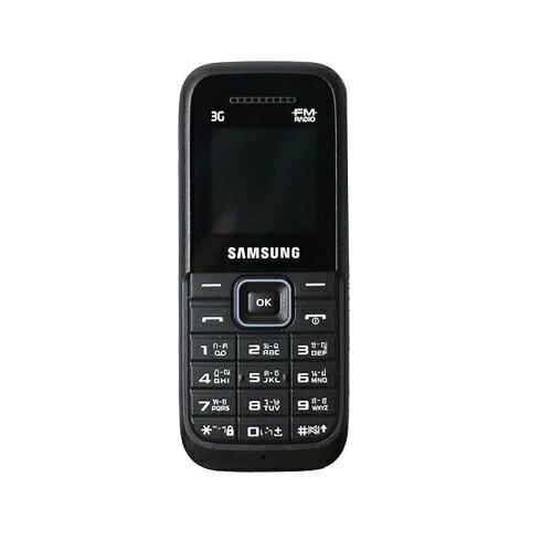 ガラケーSIMフリー携帯!SAMSUNG KEYSTONE 3 SM-B109H 【カメラなし!人気のガラケーストレート携帯】