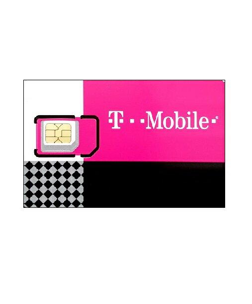 アメリカ・ハワイ プリペイド SIMカードデータ専用 4G T-Mobile【大容量30GBのデータ定額!開通後10日間 (カナダ、メキシコ) ローミング可能】