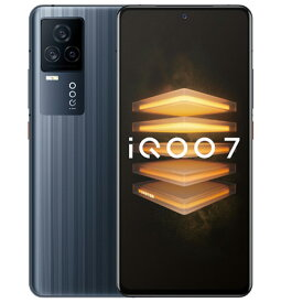 Vivo iQOO 7 Snapdragon 888搭載の5G対応フラグシップモデル