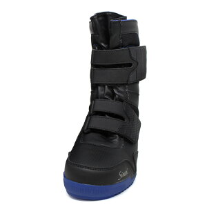 シモン鳶技S038ブルー鋼製先芯入り作業靴