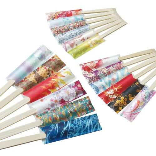 箸袋 きものシリーズ 5型ハカマ (MIX) 10,000枚【取り寄せ商品・即納不可】