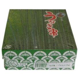 竹串 (うなぎ串) 15cm Ф3mm 1kg 箱入