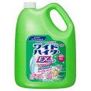 花王 衣料用酸素系漂白剤 ワイドハイターEXパワー 4.5L