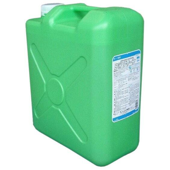 ニイタカ (業務用食器洗浄機用洗浄剤) DWクリーン 25kg (液体)