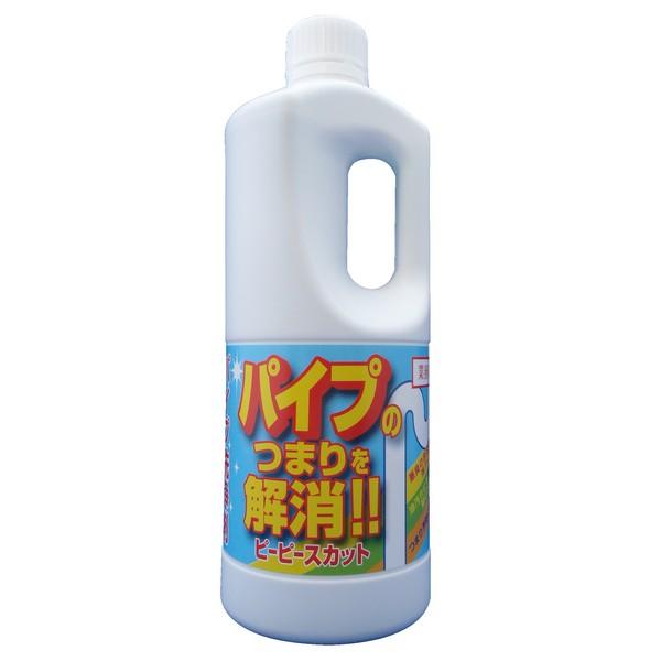 ピーピースカット パイプ洗浄剤 1kg