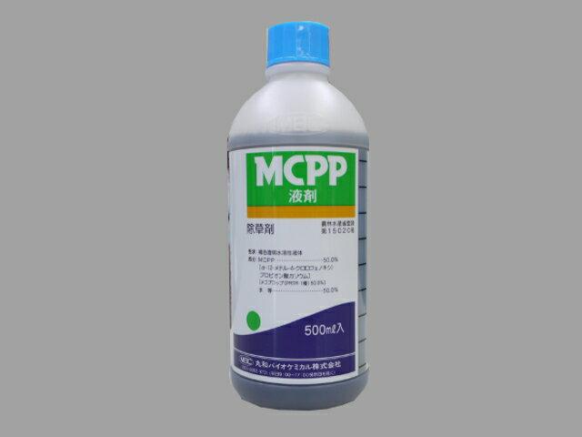 【送料無料】MCPP 液剤 500mLX20本