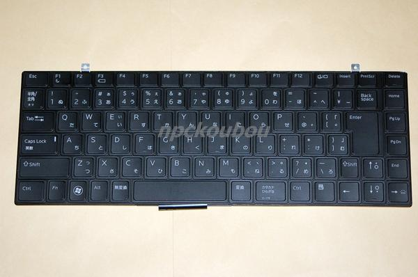 ■新品■DELL Studio XPS 13 (1340)日本語キーボード☆ノートパソコンキーボード 交換用☆