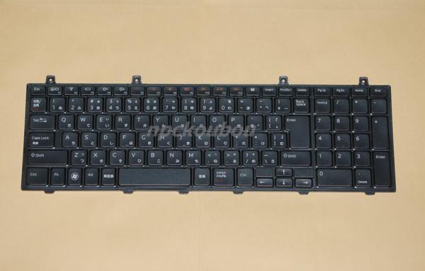 ■新品■Dell Studio 17 1745 1747 1749 XPS L701x 日本語キーボード ☆ノートパソコンキーボード 交換用☆
