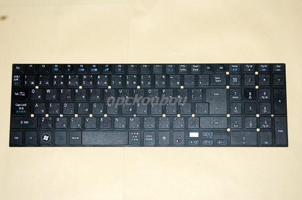 ■新品■Gateway NV52L NV57H 用日本語キーボード