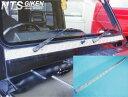 ジムニー ja11 パーツ カスタム jimny ジムニー用アルミ縞板製ワイパーマウント補強プレートType11 適用車種:JA71(…