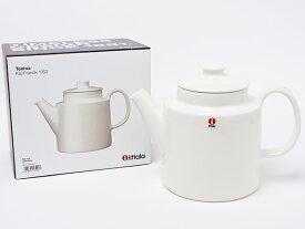 【送料無料】イッタラ ティーポット(ホワイト) iitala-06お茶のふじい・藤井茶舗