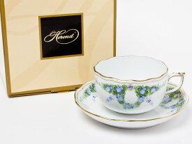 ヘレンド/HEREND ティーカップ&ソーサー(セレニーテブルー) herend-08お茶のふじい・藤井茶舗