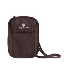 EAGLE CREEK(イーグルクリーク) EC11アンダーカバーネックウォレット モカ 11861910ブラウン セキュリティポーチ 旅行用品 手芸 ポーチ、小物バッグ パスポートケース アウトドアギア