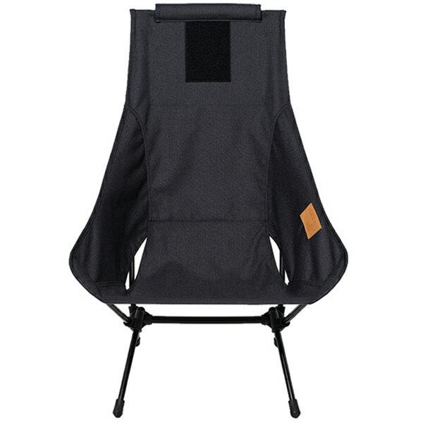Helinox Home(ヘリノックス ホーム) CHAIR TWO HOME ブラック/ブラック 19750013ブラック イス レジャーシート テーブル チェア フォールディングチェア アウトドアギア