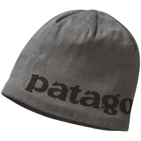 patagonia(パタゴニア) Lined Beanie/LGBF 28765グレー 帽子 メンズウェア ウェア ウェアアクセサリー キャップ・ハット アウトドアウェア