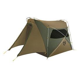 NEMO(ニーモ・イクイップメント) ワゴントップ 4P キャニオン NM-WGT-4P-CYブラウン 四人用(4人用) オールシーズンタイプ テント タープ キャンプ用テント キャンプ4 アウトドアギア