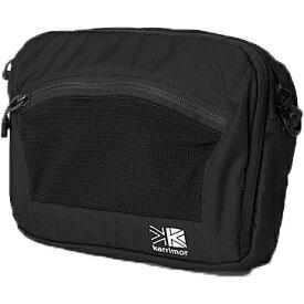 karrimor(カリマー) トレックキャリー フロントバッグ/ブラック 87312 873ブラック リュック バックパック バッグ バッグ用アタッチメント バッグ用アタッチメント アウトドアギア