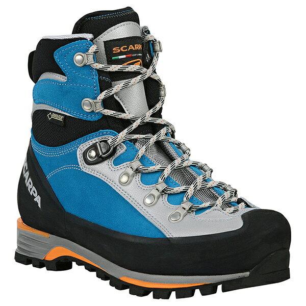 SCARPA(スカルパ) トリオレ プロ GTX WMN/ターコイズ/#38 SC23021ブーツ 靴 トレッキング トレッキングシューズ トレッキング用 アウトドアギア