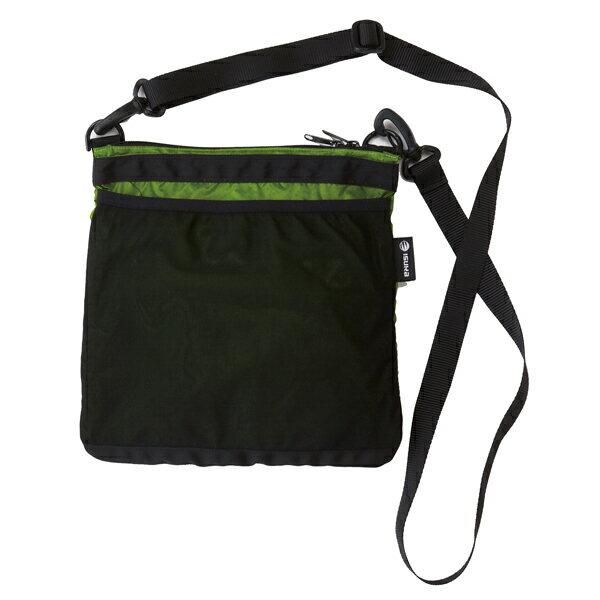 ISUKA(イスカ) ウルトラライト マウンテンサコッシュ/グリーン 336002グリーン 衣類収納ボックス 収納用品 生活雑貨 ポーチ、小物バッグ ポーチ、小物バッグ アウトドアギア