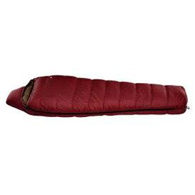 NANGA(ナンガ) ダウンバッグ450STD/PLM/レギュラー N1D4PM10レッド スリーシーズンタイプ(三期用) シュラフ 寝袋 アウトドア用寝具 マミー型 マミースリーシーズン アウトドアギア