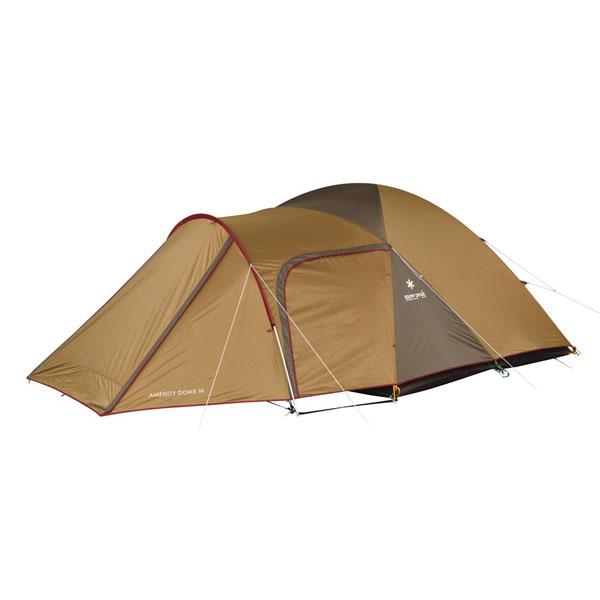snow peak(スノーピーク) アメニティドームM SDE-001R五人用(5人用) テント タープ キャンプ用テント キャンプ5 アウトドアギア