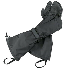 ISUKA(イスカ) ウェザーテック オーバーミトン S/ブラック 239001ブラック 手袋 メンズウェア ウェア ウェアアクセサリー 冬用グローブ アウトドアウェア