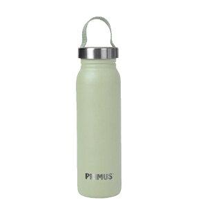 primus(プリムス) クルンケン・ボトル 0.7L(ミントグリーン) P-741930アウトドアギア ステンレスボトル 水筒 マグボトル グリーン おうちキャンプ ベランピング
