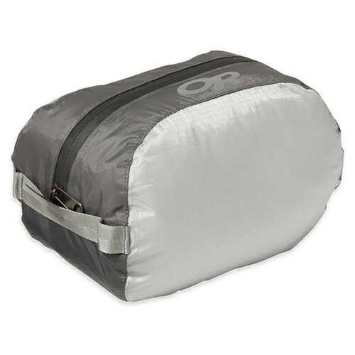 Outdoor Research(アウトドアリサーチ) OR Zip Sack medium/alloy/pewter 19493640グレー 衣類収納ボックス 収納用品 生活雑貨 ポーチ、小物バッグ ポーチ、小物バッグ アウトドアギア