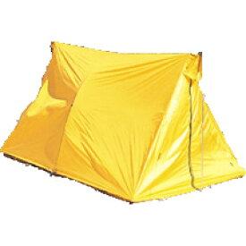 Ripen(ライペン アライテント) スーパーライトツェルト 0370100アウトドアギア ツエルト・ツエルトポール タープ テント 一人用(1人用) イエロー おうちキャンプ ベランピング