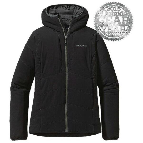 patagonia(パタゴニア) Ws Nano-Air Hoody/BLK/M 84265アウター メンズウェア ウェア ジャケット 中綿入り ジャケット 中綿入り女性用 アウトドアウェア