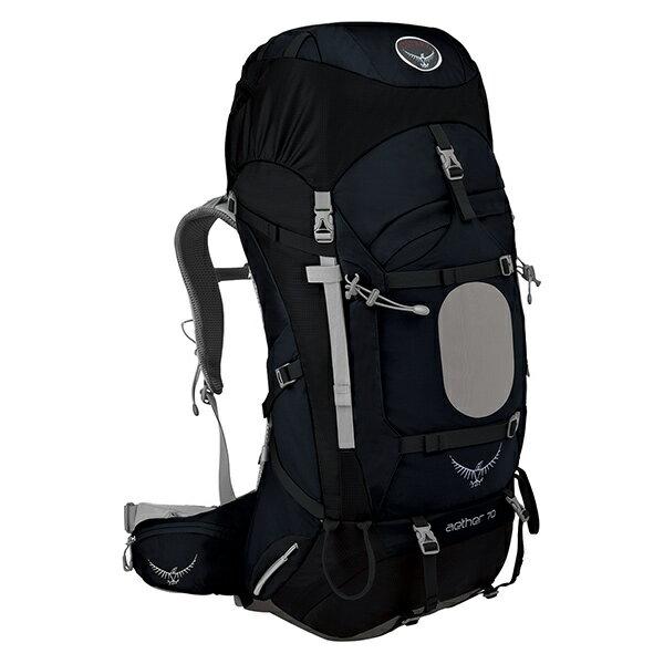 OSPREY(オスプレー) イーサー 70/ミッドナイトブルー/S OS50074リュック バックパック バッグ トレッキングパック トレッキング70 アウトドアギア