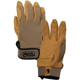 PETZL(ペツル) コーデックス/Tan/XS K52XST手袋 メンズウェア ウェア ウェアアクセサリー グローブ アウトドアウェア