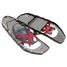MSR(エムエスアール) ライトニングアッセント ブラック 22インチ 40002アウトドアギア 登山 トレッキング スノーシュー ブラック おうちキャンプ