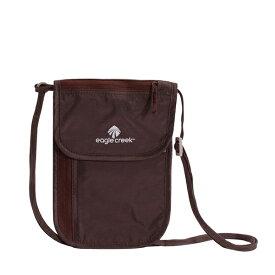 EAGLE CREEK(イーグルクリーク) EC11アンダーカバーネックウォレット DX モカ 11861911ブラウン セキュリティポーチ 旅行用品 手芸 ポーチ、小物バッグ パスポートケース アウトドアギア