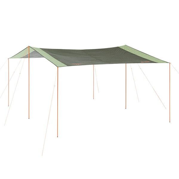 OUTDOOR LOGOS(ロゴス) neos ドームFITレクタ 5036-N 71808013タープ タープ テント ヘキサ・ウイング型タープ ヘキサ・ウイング型タープ アウトドアギア
