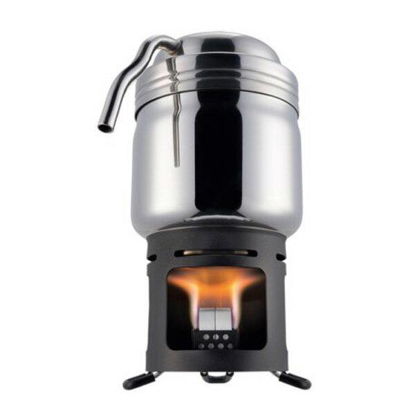 Esbit(エスビット) エスビット ステンレス コーヒーメーカー ES20102100ケトル やかん 製菓道具 コーヒー用品 コーヒー用品 アウトドアギア