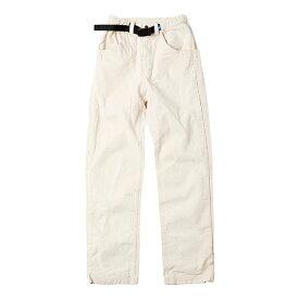 KAVU(カブー) チリワックパンツ/Natural/S 11863008アウトドアウェア ロングパンツ男性用 メンズウェア ロングパンツ ホワイト おうちキャンプ