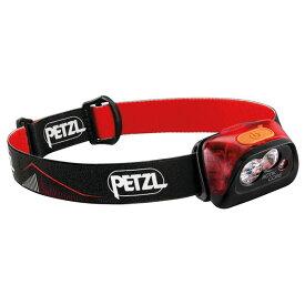 納期:2020年12月上旬PETZL(ペツル) アクティックコア/レッド E099GA01アウトドアギア LEDタイプ ランタン ヘッドライト レッド おうちキャンプ ベランピング