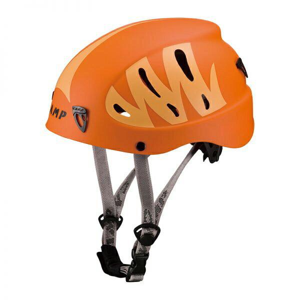 ★エントリーでポイント5倍!CAMP(カンプ) アーマー(オレンジ) 5019014ヘルメット トレッキング 登山 アウトドアギア