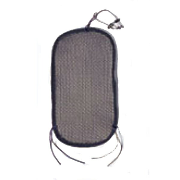 Ripen(ライペン アライテント) さわやかパッドL 0200200ブラック バッグ アウトドア アウトドア バッグ用アタッチメント バッグ用アタッチメント アウトドアギア