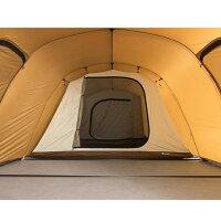 納期:2021年04月下旬snowpeak(スノーピーク)エントリー2ルームエルフィールドTP-880アウトドアギアキャンプ4キャンプ用テントタープオールシーズンタイプ四人用(4人用)ブラウンおうちキャンプベランピング