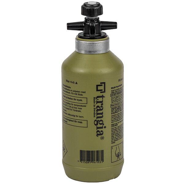 Trangia(トランギア) 燃料ボトル0.3L OV TR-506103グリーン 燃料 アウトドア アウトドア 燃料タンク 燃料タンク アウトドアギア