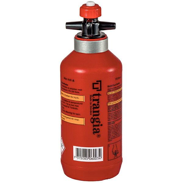 Trangia(トランギア) 燃料ボトル0.3L TR-506003レッド 燃料 アウトドア アウトドア 燃料タンク 燃料タンク アウトドアギア