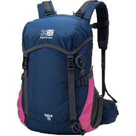 karrimor(カリマー) タトラ 20/ネイビー/ピンク 500819-5008アウトドアギア トレッキング20 トレッキングパック バッグ バックパック リュック おうちキャンプ