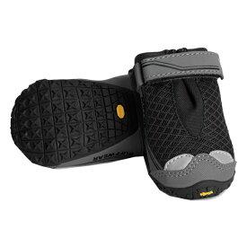 納期:2020年12月下旬RUFFWEAR(ラフウェア) RW.グリップトレックス 2コセット/OBBK/83MM 1874310アウトドアギア ドッグウエア 小物 シューズ ブーツ ブラック おうちキャンプ ベランピング