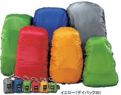 ISUKA(イスカ) ウルトラライト ディパックカバー 30L/レッド 262019ザックカバー バッグ用アクセサリー バッグ アウトドアギア