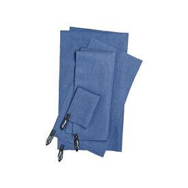 PackTowl(パックタオル) オリジナル/ブルー/M 29104アウトドアギア スポーツウェア アクセサリー スポーツタオル ブルー おうちキャンプ