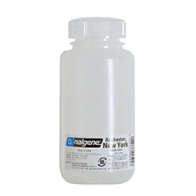 NALGENE(ナルゲン) 広口丸形ボトル 250ml 90304アウトドアギア 調味料入れ アウトドア バーべキュー クッキング クッキング用品 詰替え用ボトル おうちキャンプ ベランピング