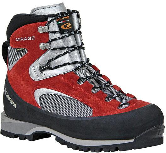 SCARPA(スカルパ) ミラージュ GTX/レッド/#40 SC23090ブーツ 靴 トレッキング トレッキングシューズ トレッキング用 アウトドアギア